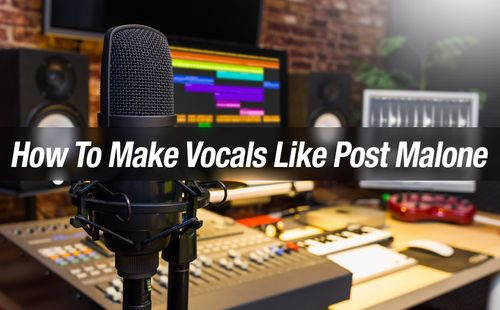 How are we doing everybody? It's Aaron again from R-Loops & TheDrumBank. Today we are going to learn how to make vocals like Post Malone (and other pitch corrected artists) for absolutely free!
