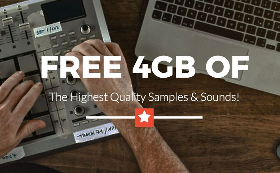 Download over 4GB of free sounds and samples!
